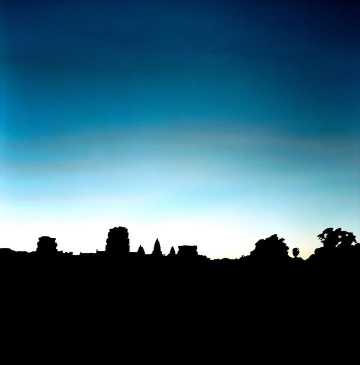 Cambodia Ankor Sunrise